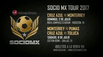 2017 Socio Mx Tour TV Spot, 'Cruz Azul vs Monterrey' [Spanish] - Thumbnail 9