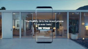 Samsung Galaxy S8 TV Spot, 'Reviews' Song by Sam F - Thumbnail 6