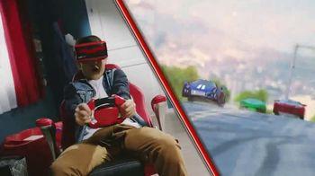 VR Real Feel Racing TV Spot, 'Enter a New World' - Thumbnail 7