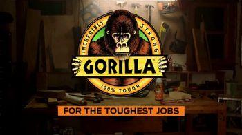 Gorilla Glue TV Spot, 'Project: Build It' - Thumbnail 10
