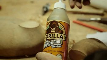 Gorilla Glue TV Spot, 'Project: Build It' - Thumbnail 5