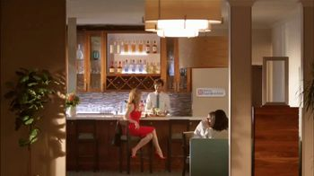 Hilton Garden Inn TV Spot, 'Story of How We Met' Featuring Judy Greer - Thumbnail 1