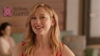 Hilton Garden Inn TV Spot, \'Story of How We Met\' Featuring Judy Greer