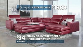 Rooms to Go TV Spot, 'Hot Buy: Sofia Vergara Sectional' - 1 commercial airings