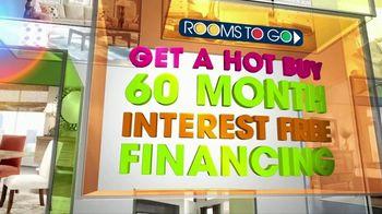 Rooms to Go TV Spot, 'Hot Buy: Sofia Vergara Sectional' - Thumbnail 1