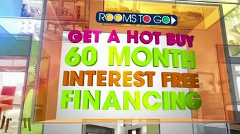 Rooms to Go TV Spot, 'Hot Buy: Sofia Vergara Sectional' - Thumbnail 2