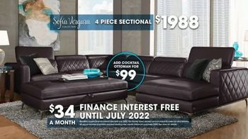 Rooms to Go TV Spot, 'Hot Buy: Sofia Vergara Sectional' - Thumbnail 8
