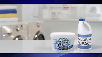 OxiClean White Revive TV Spot, 'Laundry Lab' - Thumbnail 4
