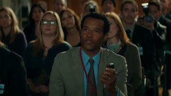 KFC Zinger Sandwich TV Spot, 'Press Conference: Zinger 1' Feat. Rob Lowe - Thumbnail 6