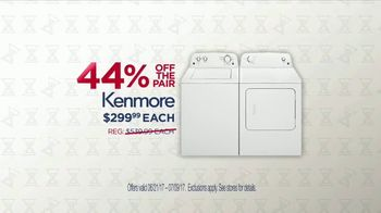 Sears 4th of July Event TV Spot, 'Home Appliance and Mattress Sets' - Thumbnail 5