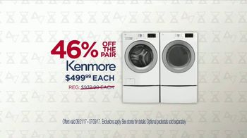 Sears 4th of July Event TV Spot, 'Home Appliance and Mattress Sets' - Thumbnail 6