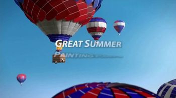 Sherwin-Williams Great Summer Painting Party TV Spot, 'Summer 2017'