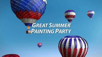 Sherwin-Williams Great Summer Painting Party TV Spot, 'Summer 2017' - Thumbnail 3