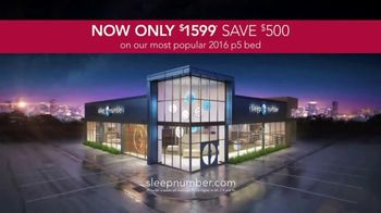 Sleep Number 360 Smart Bed TV Spot, 'Lowest Prices of the Season: 2016 p5' - Thumbnail 10
