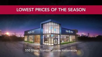 Sleep Number 360 Smart Bed TV Spot, 'Lowest Prices of the Season: 2016 p5' - Thumbnail 9