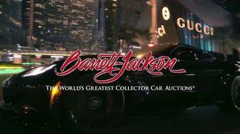 Barrett-Jackson TV Spot, '10th Annual Las Vegas Auction' - Thumbnail 1