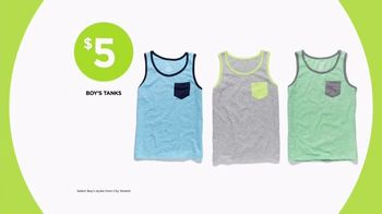 JCPenney Power Penney Days TV Spot, 'Towels, Tanks and Swim Separates' - Thumbnail 5