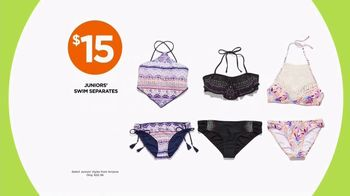 JCPenney Power Penney Days TV Spot, 'Towels, Tanks and Swim Separates' - Thumbnail 7