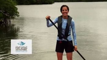 The Beaches of Fort Myers and Sanibel TV Spot, 'Stand-Up Paddle Boarding' - Thumbnail 10