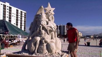 The Beaches of Fort Myers and Sanibel TV Spot, 'Stand-Up Paddle Boarding' - Thumbnail 4