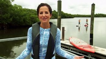 The Beaches of Fort Myers and Sanibel TV Spot, 'Stand-Up Paddle Boarding' - Thumbnail 5