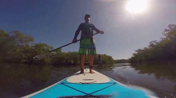 The Beaches of Fort Myers and Sanibel TV Spot, 'Stand-Up Paddle Boarding' - Thumbnail 7