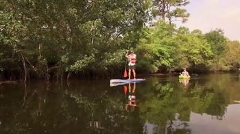 The Beaches of Fort Myers and Sanibel TV Spot, 'Stand-Up Paddle Boarding' - Thumbnail 8