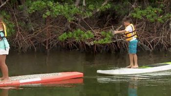 The Beaches of Fort Myers and Sanibel TV Spot, 'Stand-Up Paddle Boarding' - Thumbnail 9