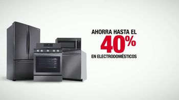 The Home Depot Ahorros Red, White & Blue TV Spot, 'Inoxidable' [Spanish] - Thumbnail 7