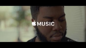 Apple Music TV Spot, 'Discover Khalid' - Thumbnail 2