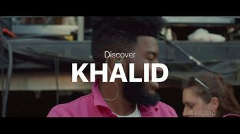 Apple Music TV Spot, 'Discover Khalid' - Thumbnail 9