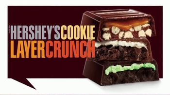 Hershey's Cookie Layer Crunch TV Spot, 'WE tv: Present Perfection' - Thumbnail 9