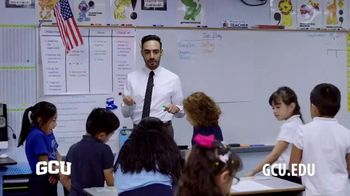 Grand Canyon University TV Spot, 'Master's Degree in Education: Anthony'