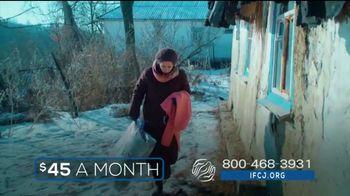 International Fellowship Of Christians and Jews TV Spot, 'Food Crisis' - Thumbnail 8