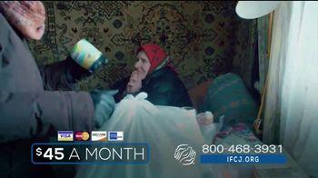 International Fellowship Of Christians and Jews TV Spot, 'Food Crisis' - Thumbnail 4