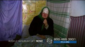 International Fellowship Of Christians and Jews TV Spot, 'Food Crisis' - Thumbnail 6
