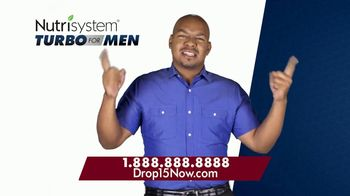 Nutrisystem Turbo for Men TV Spot, 'Listen Up Men' - Thumbnail 3