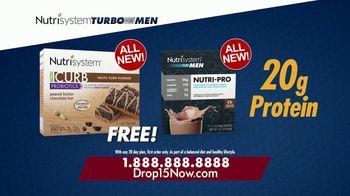 Nutrisystem Turbo for Men TV Spot, 'Listen Up Men' - Thumbnail 6