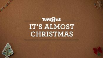 Toys R Us TV Spot, 'Almost Christmas: BOGO Star Wars and Disney'