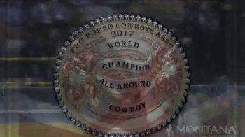 Montana Silversmiths TV Spot, '2017 World Champion' - Thumbnail 1