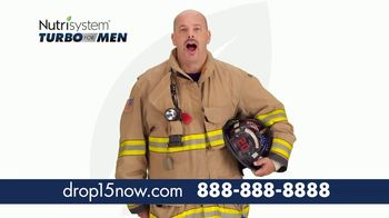 Nutrisystem Turbo for Men TV Spot, \'Losing Weight Is Easy\'
