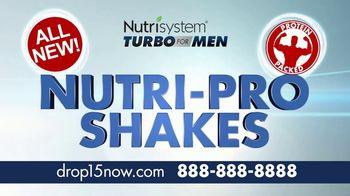Nutrisystem Turbo for Men TV Spot, 'Losing Weight Is Easy' - Thumbnail 3