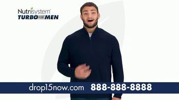Nutrisystem Turbo for Men TV Spot, 'Losing Weight Is Easy' - Thumbnail 4