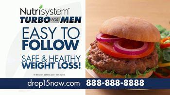 Nutrisystem Turbo for Men TV Spot, 'Losing Weight Is Easy' - Thumbnail 5