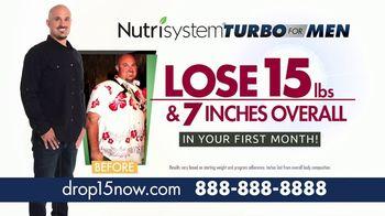Nutrisystem Turbo for Men TV Spot, 'Losing Weight Is Easy' - Thumbnail 9