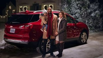 Chevy Employee Discount for Everyone TV Spot, 'Happy Holidays: Cruze'