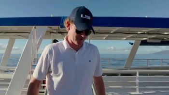 The Hawaiian Islands TV Spot, 'Submarine Trip' Featuring Brandt Snedeker - Thumbnail 2