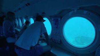 The Hawaiian Islands TV Spot, 'Submarine Trip' Featuring Brandt Snedeker - Thumbnail 7