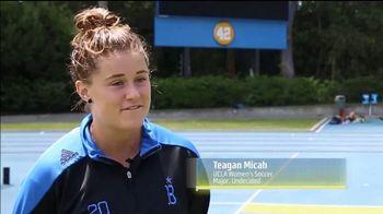 Pac-12 Conference TV Spot, 'PAC Profiles: Teagan Micah'