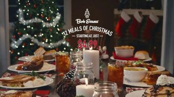 Bob Evans Farms TV Spot, '12 Meals of Christmas'